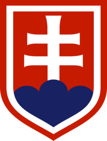 Description de l'image Slovakia Ice Hockey Logo.png.