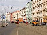 Smíchovské nádraží, oprava oblouku.jpg