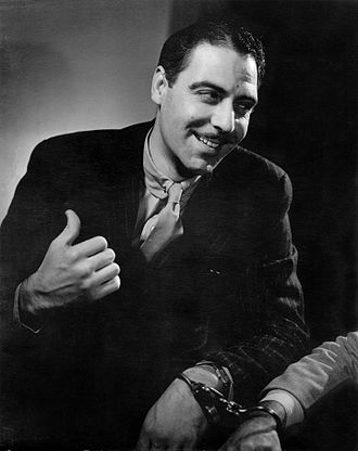 Joseph Calleia - Joseph Calleia in the Broadway stage production Small Miracle (1934–35)