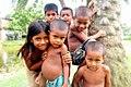 Smiling topless children.jpg
