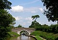 Snows Bridge and the Shropshire Union Canal - geograph.org.uk - 366607.jpg
