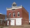Snyder, Nebraska town hall from SE.JPG