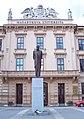 Socha T.G. Masaryka před Masarykovou univerzitou.jpg