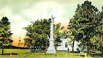 Londonderry, New Hampshire - Image: Soldiers' Monument, Londonderry, NH