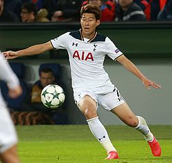 Image illustrative de l'article Son Heung-min