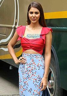 Sonam Bajwa Indian actress