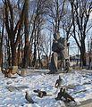 Sos Sargsyan (Monument in Stepanavan).JPG