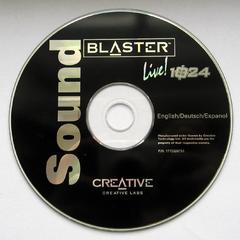 На blaster с диск sound драйверами