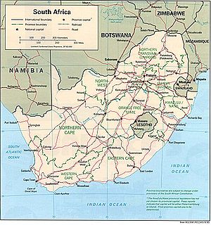 Mahlabatini Declaration of Faith - Image: South africa