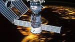 Soyuz MS-12 spacecraft docked to the Rassvet module (3).jpg