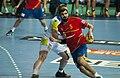 Spain vs Slovenia at 2013 World Handball Championship (24).jpg