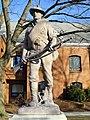 Spanish War Memorial - Stoneham, MA - DSC04258.JPG