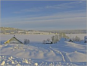 Spassk Bay and Munozero Karelia at winter by Kukin.jpg