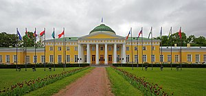 Grigory Potemkin - Potemkin's Tauride Palace in St. Petersburg