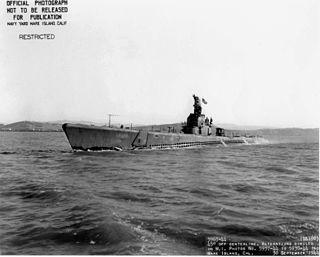 USS <i>Spearfish</i> (SS-190)