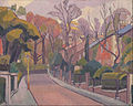 Spencer Frederick Gore - Cambrian Road, Richmond - Google Art Project.jpg