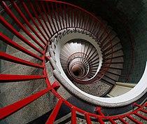 Spiral stairs (спирално степениште).jpg