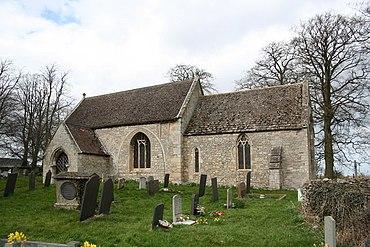 St.Guthlac's church, Little Ponton, Lincs. - geograph.org.uk - 144537