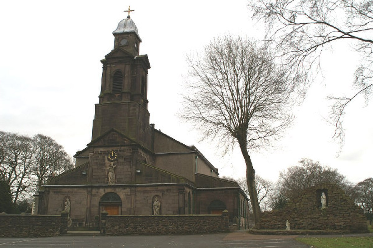 St. Gregory's Roman Catholic Church - geograph.org.uk - 118459.jpg