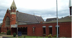 Harborne - St Mary's RC Church, Vivian Road, Harborne