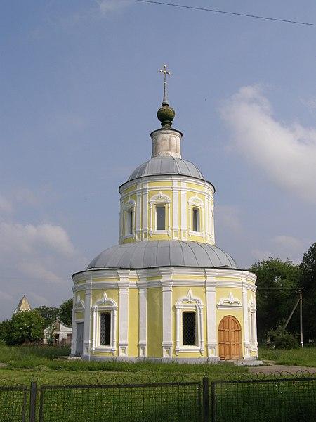 Миколаївська церква (Китайгород)