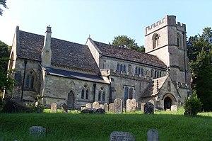Compton Bassett - St Swithin's Church