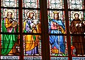 St. Vitus's Cathedral, Prague Castle (20) (25606765743).jpg