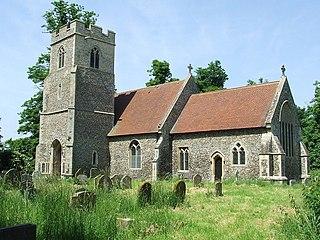 Timworth Human settlement in England