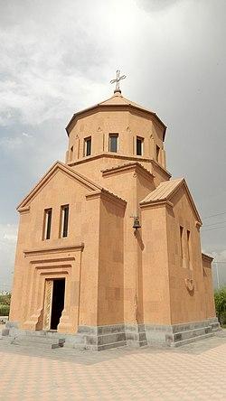 St Gevorg Church, Masis (6).jpg