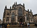 St Giles' Cathedral, High Street, Royal Mile, Edinburgh (1).jpg