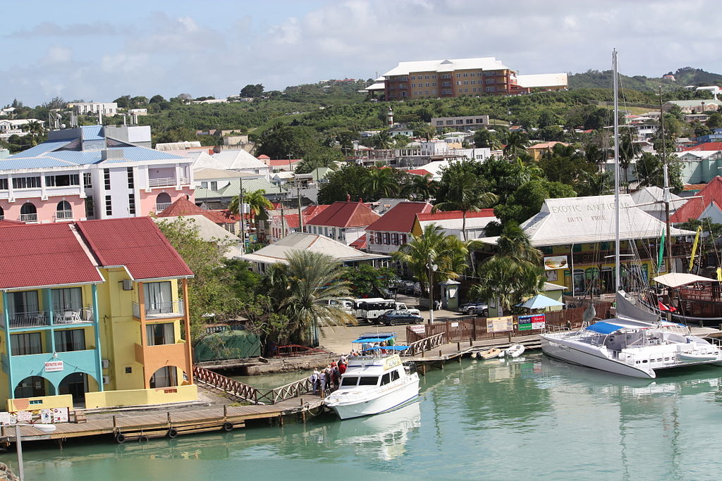 St John's - Townscape seen from the Port C IMG 0515.JPG