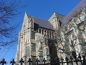 Religion in Canada - The Cathedral of St. John the Baptist in St. John's, Newfoundland and Labrador