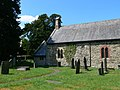 St Mary's Church, Cyffylliog - geograph.org.uk - 803840.jpg
