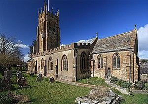 Beaminster - St. Mary's parish church