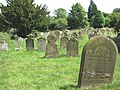 St Mary's church - churchyard - geograph.org.uk - 1356383.jpg