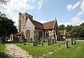 St Mary, Monken Hadley, Herts - geograph.org.uk - 1494553.jpg