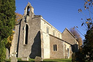 Sutton, Cambridgeshire - Image: St Michael Church Sutton geograph.org.uk 344307