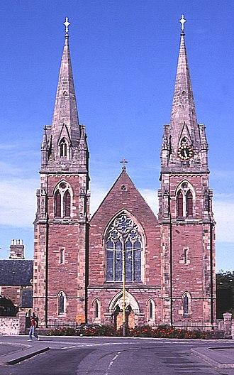 Buckie - St Peter's Roman Catholic Church