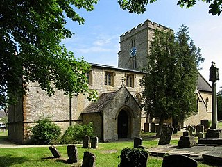 Bucknell, Oxfordshire village and civil parish in Cherwell district, Oxfordshire, England