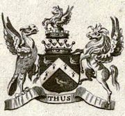 St vincent coat of arms