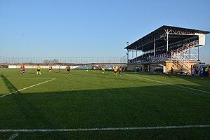 Stadionul Luceafărul - Image: Stadionul Luceafărul (3)