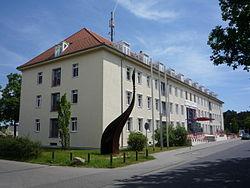 Stahnsdorf town hall.JPG