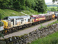 Stainmore Railway, rolling stock (2) - geograph.org.uk - 1401872.jpg