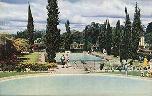 Sunnybank, Queensland - Oasis gardens and pools