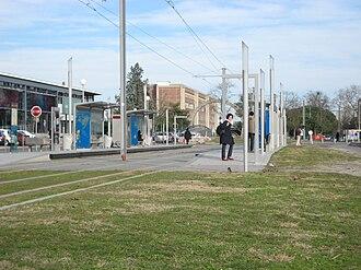 Station Arts et Métiers (Tram de Bordeaux) - Station Arts et Métiers