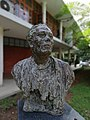 Statue at the faculty of fine art, Dhaka University (3).jpg