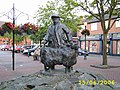 Statue in Oswestry Town Centre - geograph.org.uk - 188161.jpg