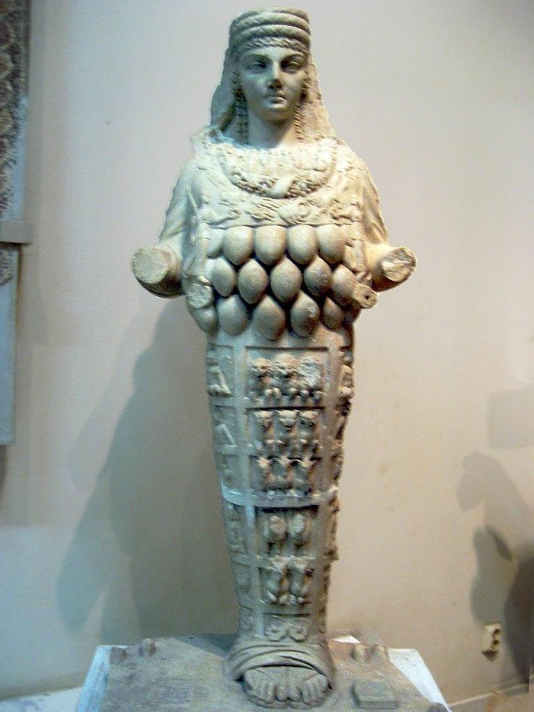 Statue of Artemis (5282695469)