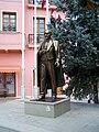 Statue of Mustafa Kemal Atatürk in Şile.jpg