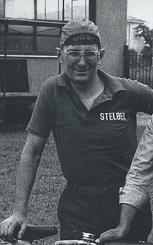 Stelbel - Image: Stelio Belletti 1979